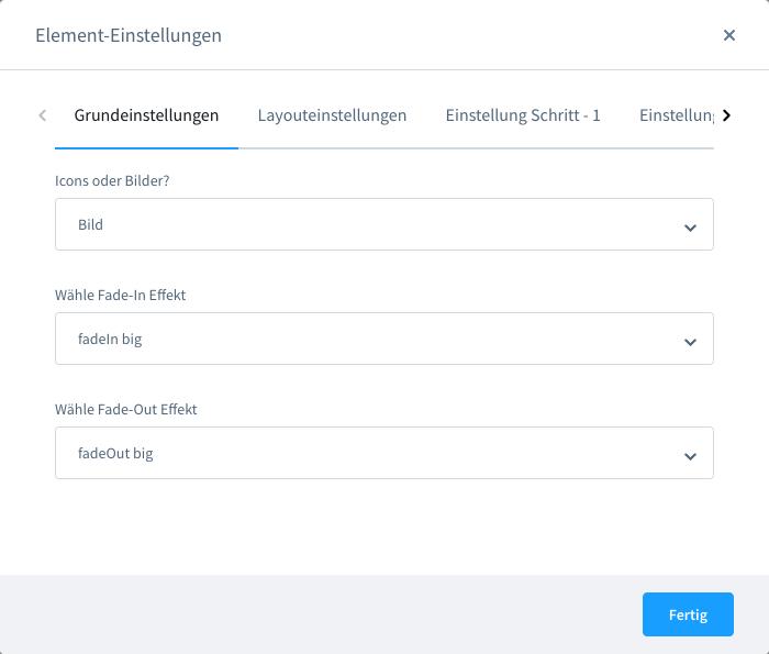 Shopware 6 Schritt-für-Schritt Preiskalkulator für CMS-Seiten